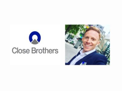 Barney Collins talks to Alex Marsh, MD of Close Brothers Retail Finance.